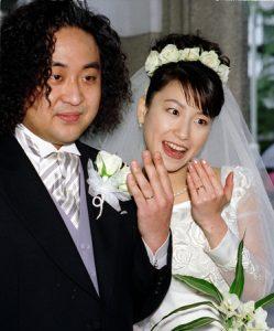 葉加瀬太郎 嫁