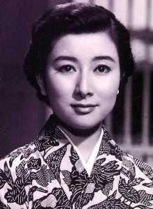 山本富士子 若い頃