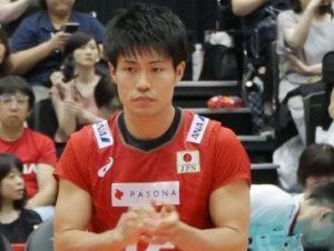 関田誠大 筋肉
