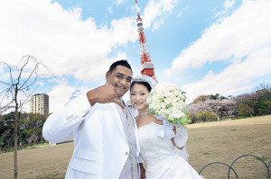 中島イシレリ 嫁 結婚