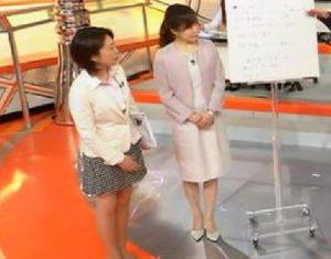 高木希奈 ミニスカート