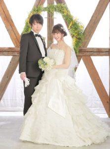 駒田真子 結婚式