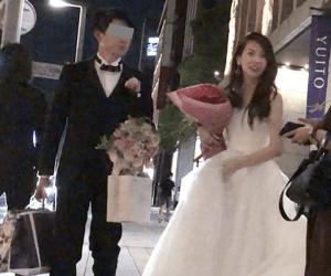 和久田麻由子 結婚式場