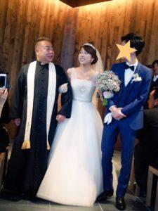 鈴木あきえ 結婚式